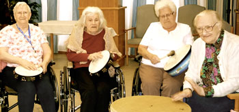 Hawthorne music therapy